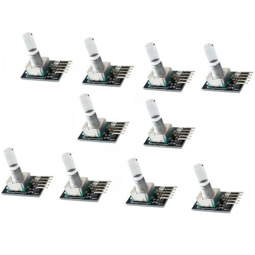 10pcs Rotary Encoder Module Brick Sensor Development DIY for   KY-040
