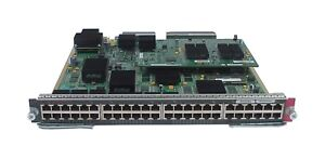 USED-Cisco-WS-X6748-GE-TX-Catalyst-6500-7600-48-port-10-100-1000-GE-Line-Card