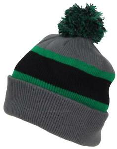 Image is loading Best-Winter-Hats-Quality-Cuffed-Cap-W-Large- 8fe84403b97