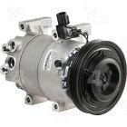 A/C Compressor-New Compressor 4 Seasons 158389 fits 10-11 Kia Soul 2.0L-L4