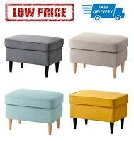 IKEA STRANDMON Footstool, in 4 Colours