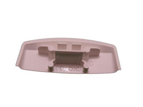 5x Wasserschlitzkappen Kappen für Fenster weiß