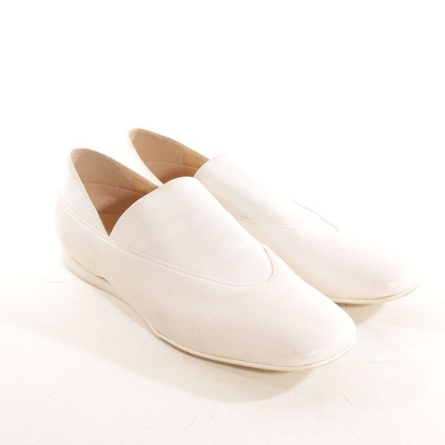 Los zapatos más populares para hombres y mujeres Descuento por tiempo limitado STELLA MCCARTNEY Halbschuhe Gr. D 37,5 Weiß Damen Schuhe Flats Ballerinas