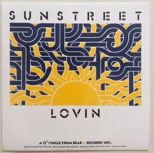 Details about SEALED! Sunstreet - LOVIN 12