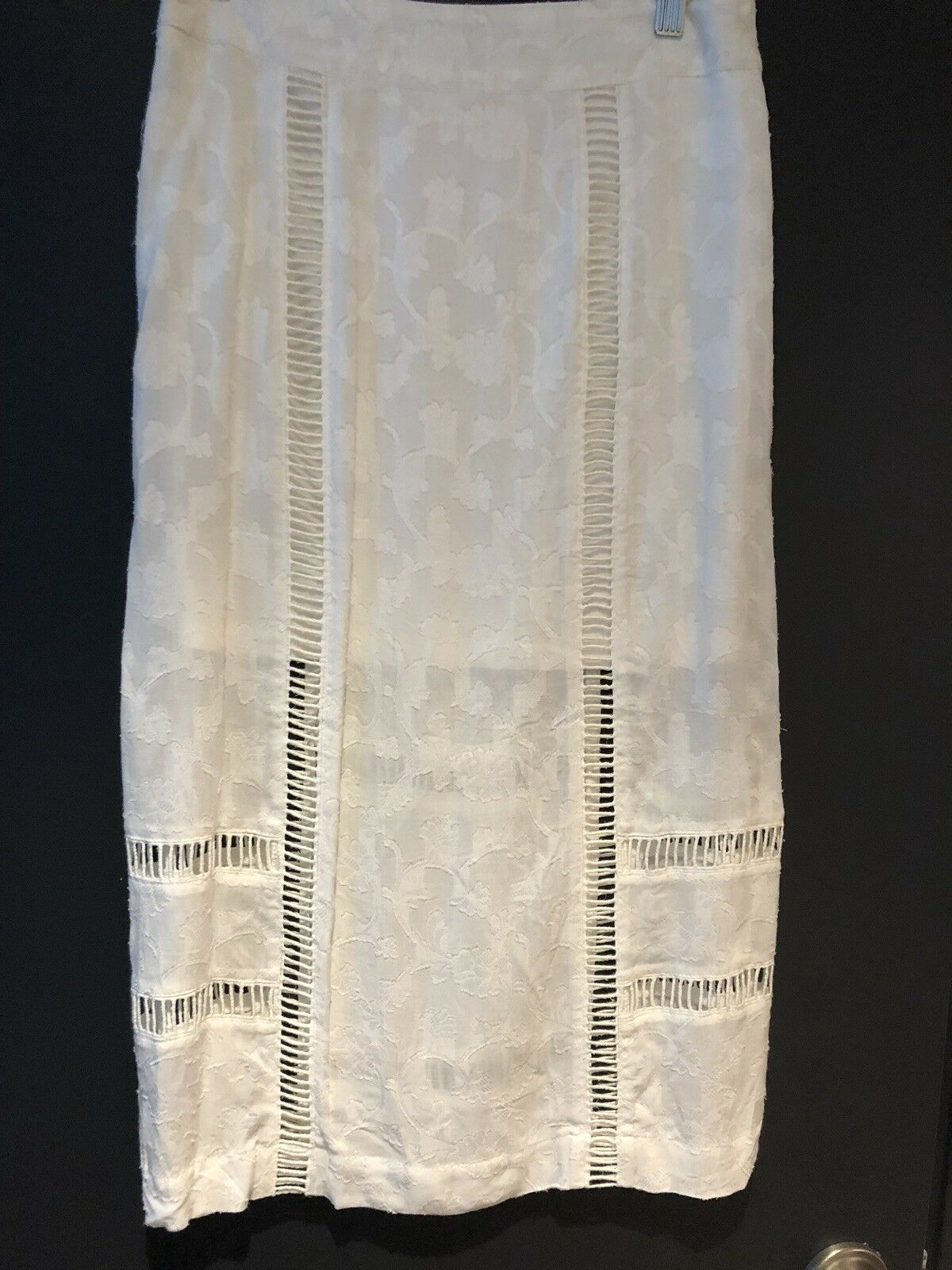 Free People White Skirt Size 2 new