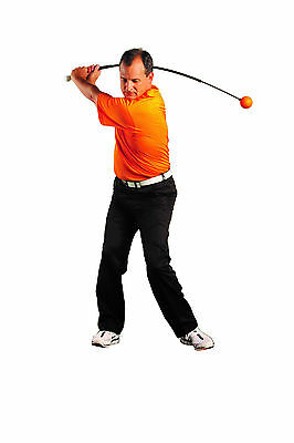 ORANGE WHIP TRAINER..#1 Golf Training Aid...All Sizes
