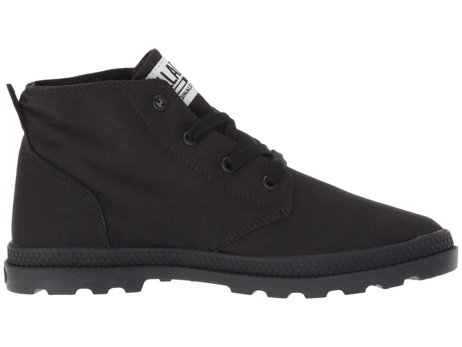 Womens Palladium Pampa Free CVS Black Black Ankle Boots