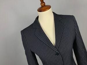 servizio eccellente prezzo folle migliore a buon mercato Emporio Armani Vintage Women's Wool Black Blazer 38 IT Italy Made ...
