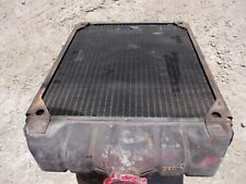 Farmall Ih 560 Diesel Tractor Good Engine Motor Radiator Assembly With Cap