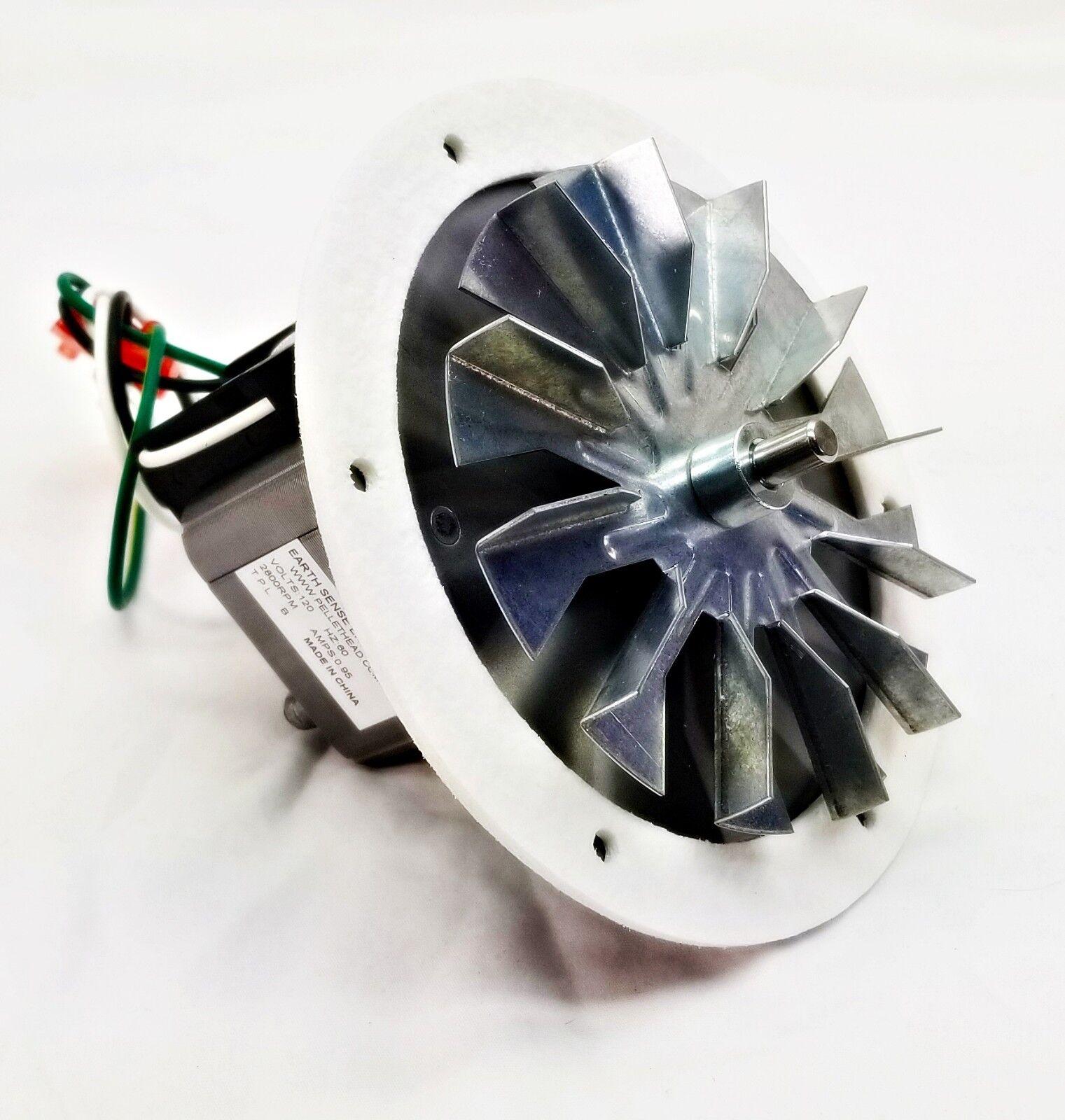 Soplador de ventilador de escape de combustión Danson glowboy Kit. KS5020-1040, Ph-univcombkit-P
