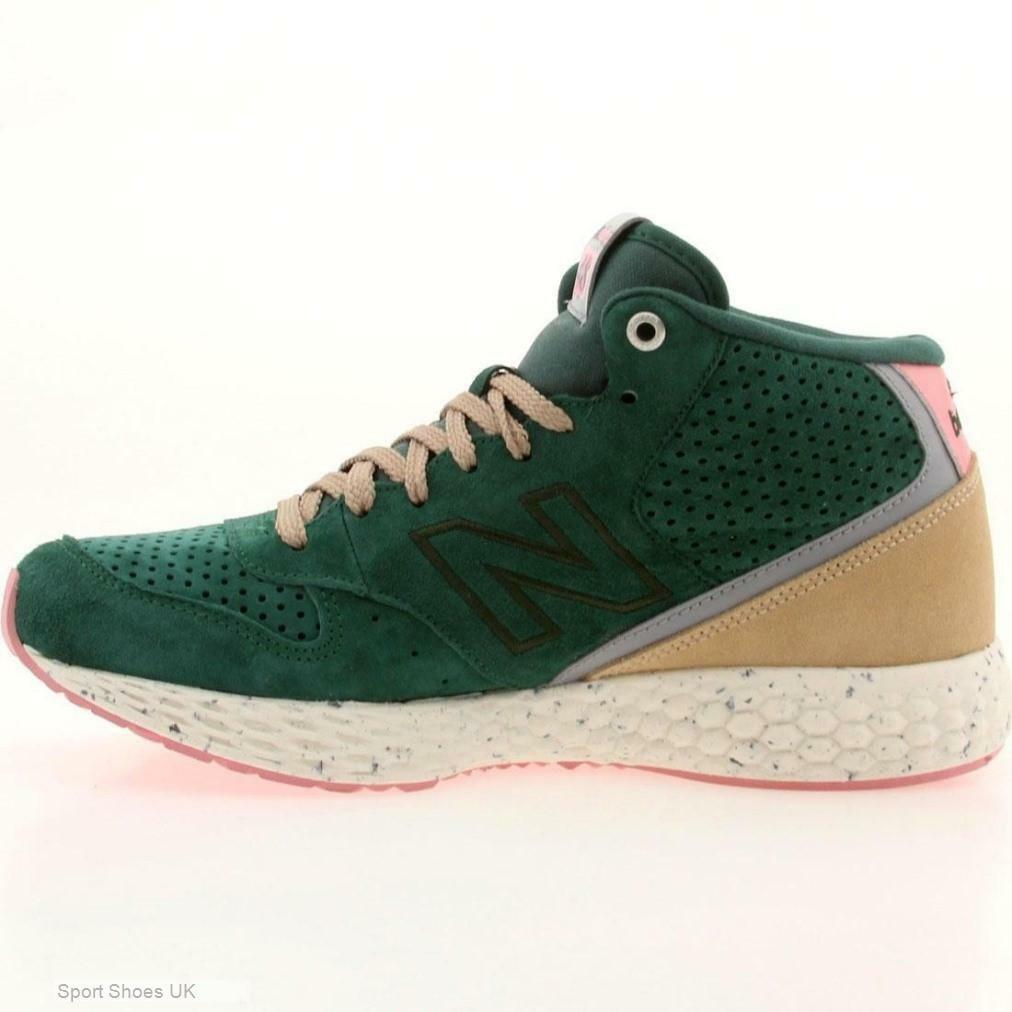 Mens New Balance 998 Fresh Foam Green Pink MH988XGO