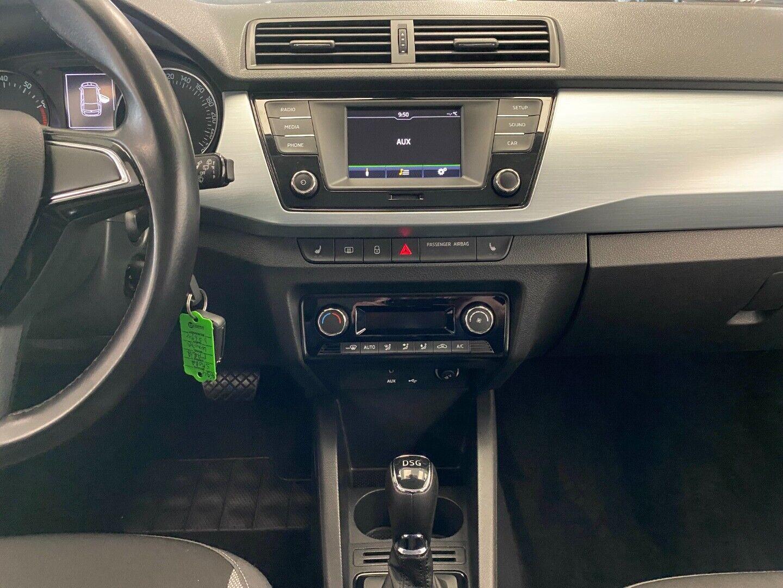 Billede af Skoda Fabia 1,2 TSi 110 Ambition Combi DSG