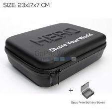 "Hero 9"" Waterproof Camera Case Bag  Portable Box for Gopro Hero HD 2 3 3+"