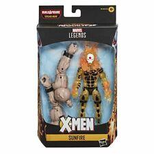 X-men Marvel Legends 2020 6-inch Sunfire Action Figure by Hasbro in Hand
