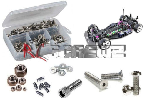 RC Screwz HPI004 HPI Racing Micro RS4 Stainless Steel Screw Kit