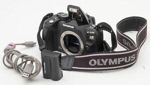 Olympus-e-520-e520-e-520-Body-chassis-DSLR-fotocamera-Reflex