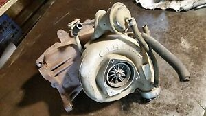Details about CHEVY GMC 6 6L DURAMAX DIESEL USED TURBO TURBOCHARGER OEM LB7  8971884545