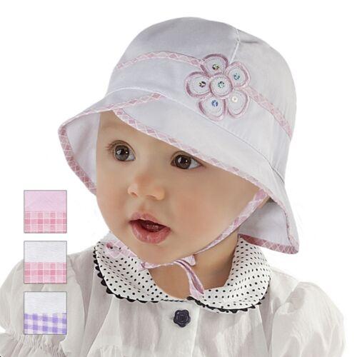 Summer baby hat children hat for little girl size 44 2y pink 50 48 46 6m