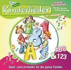 Meine ersten Kinderlieder-ABC & 123 von Kinderliederbande (2013)