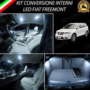 KIT-LED-INTERNI-COMPLETO-FIAT-FREEMONT-CANBUS-6000K-BIANCO-NO-ERROR