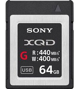 64GB-Sony-XQD-QDG64E-J-Memory-Card