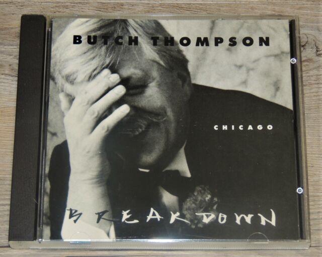 Butch Thompson – Chicago Breakdown.    1989 Daring CD