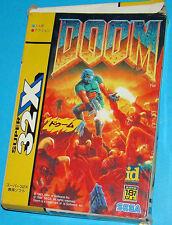 Doom - Sega 32X - JAP