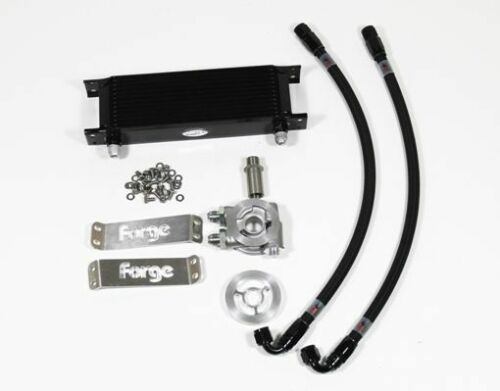 Forge Motorsport Oil Cooler Kit for VW T5.1 Twin Turbo FMOCT52