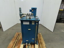 50 Gallon Oil Storage Transfer Tank With1 12hp Parker Pump 208 230460v 3ph