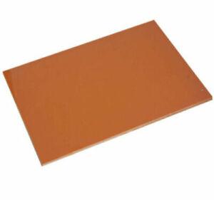 1pcs Bakelite Phenolic Flat Plate Sheet 1mm x 300mm x 300mm