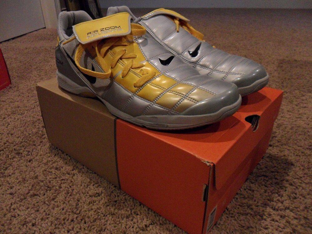 Nike Air Zoom Noventa Mens shoes Size 13 Grey Yellow Black