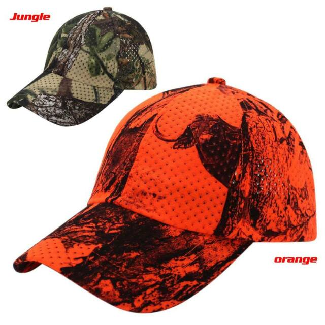Bionic Camouflage Baseball Snapback Cap Hat Cap Caps Adjustable Hunting Camping