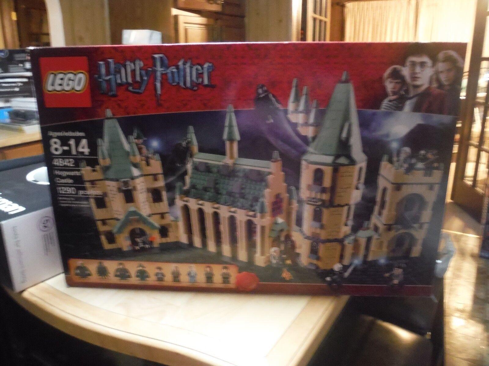 LEGO 4842 4842 4842 Harry Potter - Hogwarts Castle - New   d7ff1a