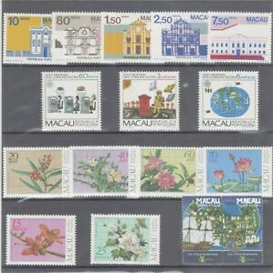 Macao Stamps | 1983 full year | MNH