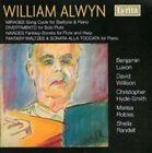 William Alwyn: Mirages; Divertimento; Naiades; Fantasy Waltzes; Sonata alla Toccata (CD, Apr-2008, 2 Discs, Lyrita)