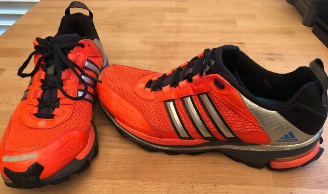 adidas Supernova Riot 4 Size 10 M (d) EU 44 Men's Trail