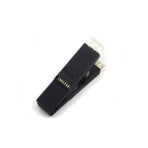 Programmer Testing Clip SOIC 16 SOP16 DIP16 Pin Adapter Board IC Clamp 1.27mm