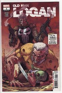 Old Man Logan #42 MARVEL Comics NM