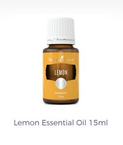 2-x-Young-living-Essential-Oils-100-Pure-Lemon-Authentic-Sealed-bottle-15ml