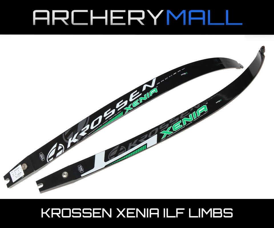 Krossen Archery Xenia ILF Limbs - Long 14 lbs