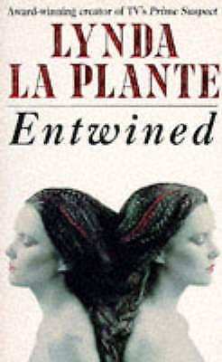 """AS NEW"" Entwined, La Plante, Lynda, Book"