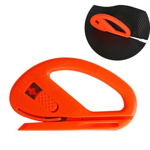 Car Vehicle Snitty Vinyl Film Sticker Safety Cutter Cutting Blade Tool..
