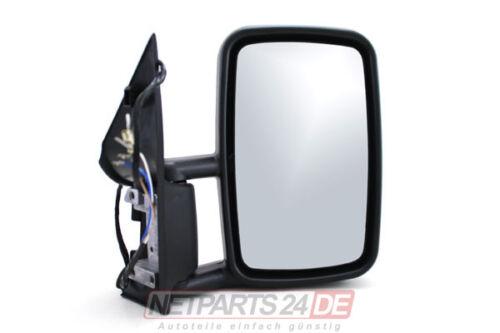 Beifahrerseite VW Lt 2D ab 96-06 Außenspiegel Seitenspiegel elektrisch rechts