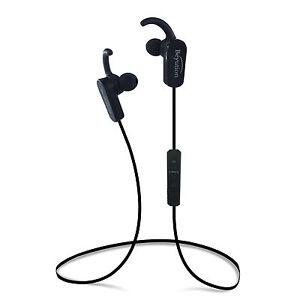 Black Bluetooth 4.1 Headphones Wireless Sport headset For Tablet PC Smart Phone