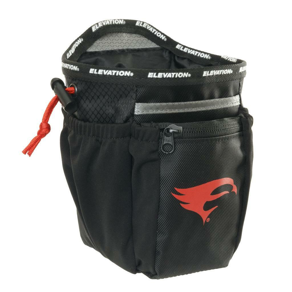 Elevation Rectrix Release Pouch Red