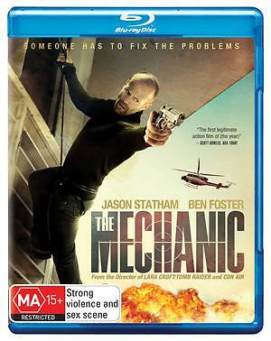 1 of 1 - The Mechanic (Blu-ray, 2011)BRAND NEW & SEALED