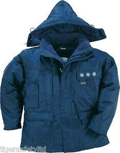 Laponie Rivestimento freddo scuro blu giacca congelatore Panoply Plus 3m Delta nwrfYgSEw