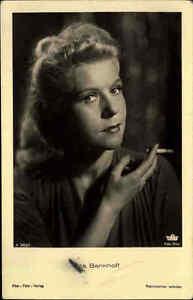 Schauspielerin-Kino-Theater-Film-Foto-Verlag-Nr-3453-1-Portraet-Fita-BENKHOFF