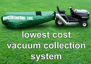 Image Is Loading Monster Leaf Bag Adapter Kit If Craftsman Lawn
