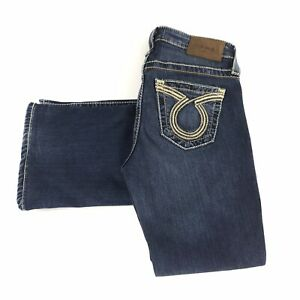 Details about Big Star Womens Maddie Boot Jeans Sz 27 R